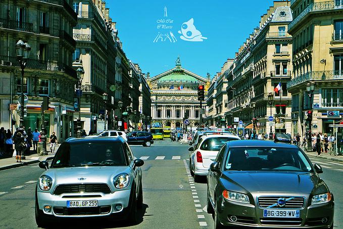 巴黎歌剧院图片