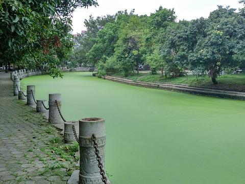 广西大学旅游景点图片