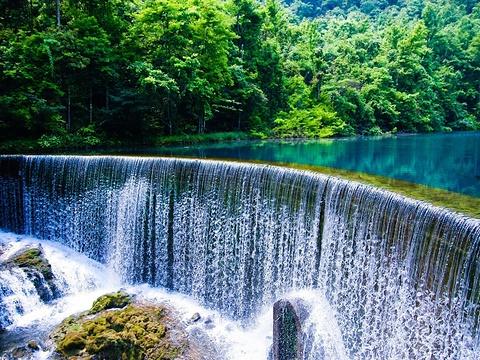 荔波小七孔景区旅游景点图片