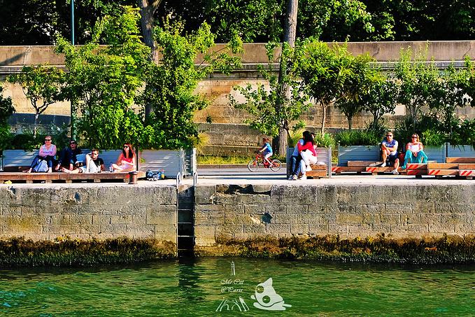 塞纳河游船公司图片