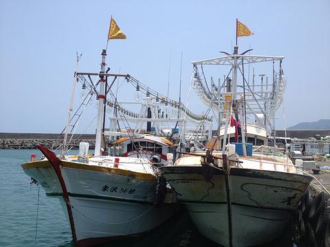 基隆碧砂渔港旅游景点图片