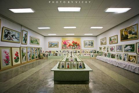 平壤刺绣研究所