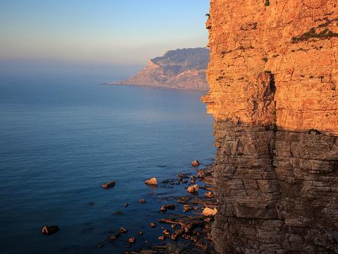 九丈崖旅游景点图片
