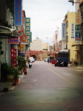 恒春古城旅游景点攻略图