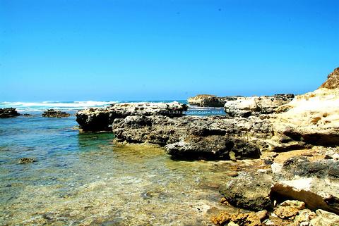 岛屿湾海岸公园旅游景点攻略图