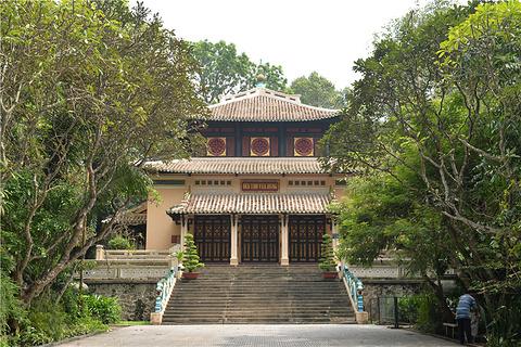 西贡草禽园旅游景点攻略图