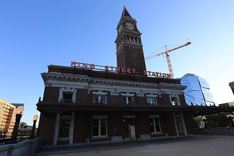 国王街火车站
