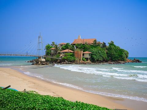 美蕊沙海滩旅游景点图片