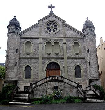 圣樊尚教堂旅游景点攻略图