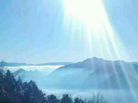 八台山风景名胜区旅游景点攻略图
