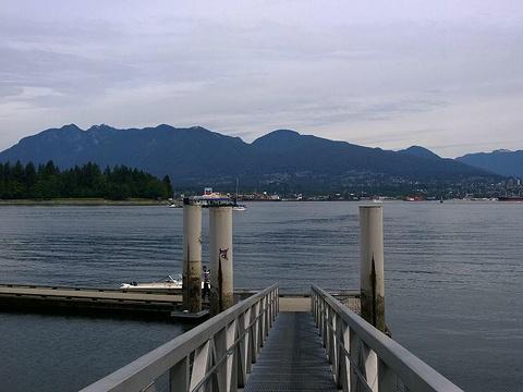 温哥华会议中心旅游景点图片