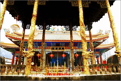 赤湾天后庙的图片