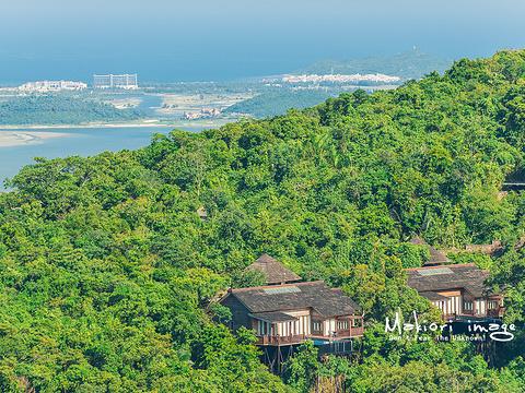 亚龙湾热带天堂森林公园旅游景点图片