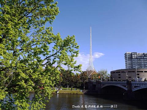 联邦广场旅游景点图片
