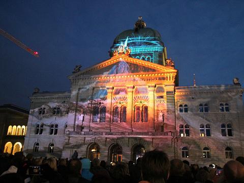 联邦议会大厦旅游景点图片