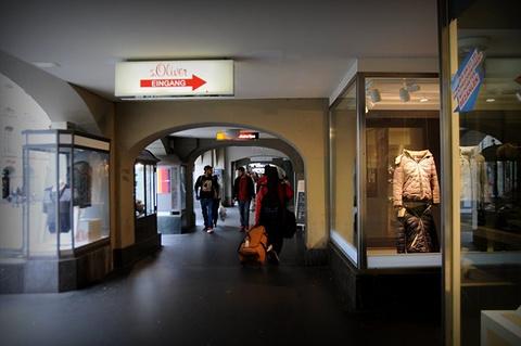 购物拱廊旅游景点攻略图