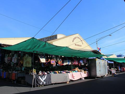女王市场旅游景点图片