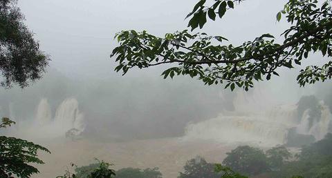 锦江瀑布旅游景点攻略图