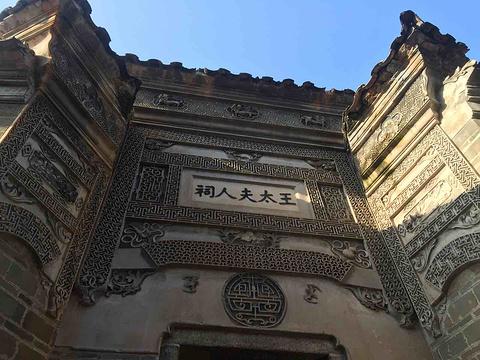 白鹭古村旅游景点图片