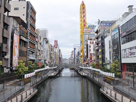 心斋桥旅游景点图片
