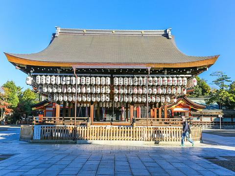 八坂神社旅游景点图片