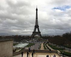 在法国过春节