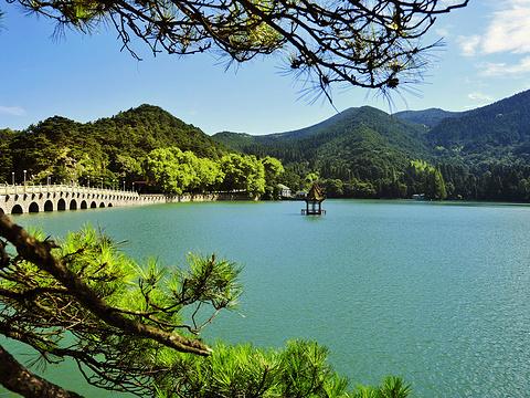 庐山风景名胜区旅游景点图片