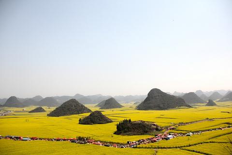 金鸡峰旅游景点攻略图