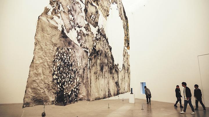 """""""金泽21世纪美术馆是一家现代美术馆,位于..._金泽21世纪美术馆""""的评论图片"""