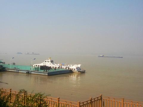 幕燕滨江风貌区旅游景点图片