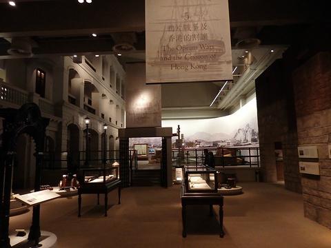 香港历史博物馆旅游景点攻略图