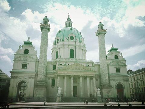 查理大教堂旅游景点图片