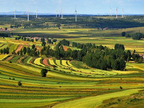 草原天路旅游景点图片