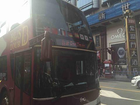 Big Bus上海观光巴士旅游景点图片