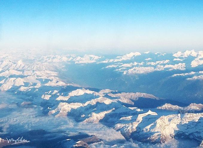 关于瑞士航空图片