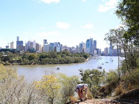 袋鼠角峭壁公园旅游景点图片