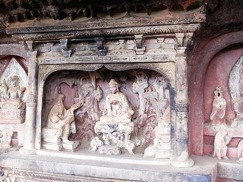 石钟寺旅游景点图片