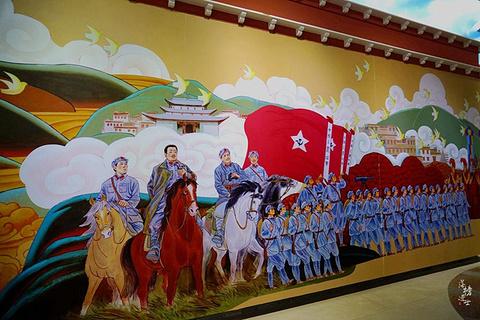 红军长征博物馆旅游景点攻略图