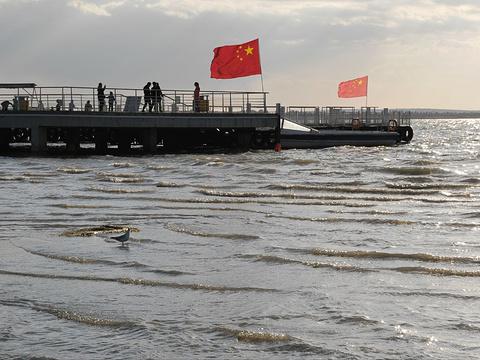红碱淖旅游景点图片