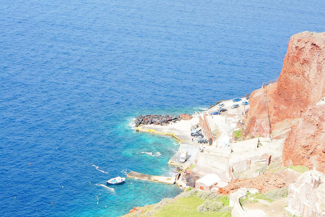 爱琴海——梦幻般的蓝白之旅