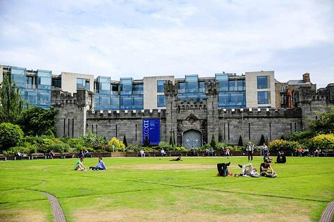 都柏林城堡的图片