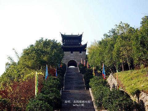 南方长城旅游景点图片