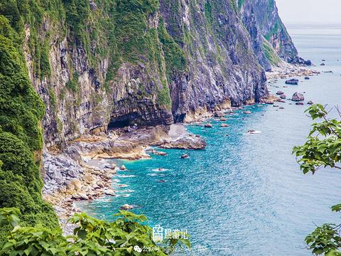 清水断崖旅游景点图片