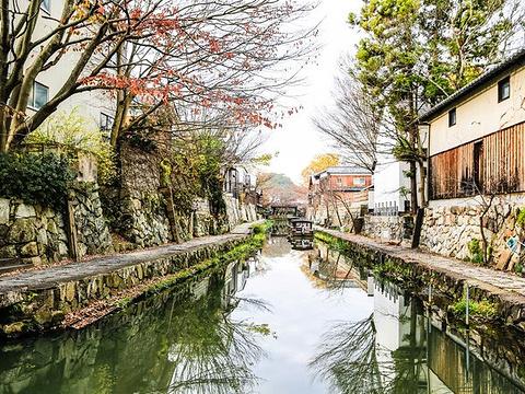 八幡堀旅游景点图片