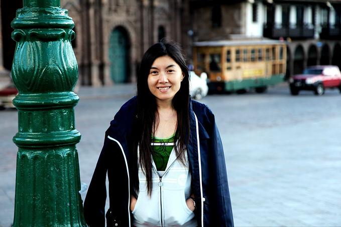 Cusco街景图片