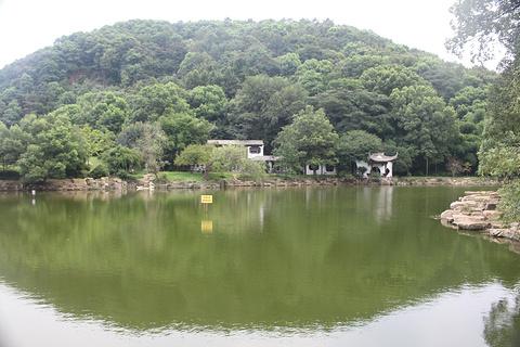 磁湖的图片