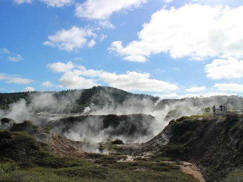 月球火山口旅游景点图片