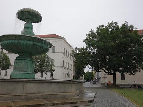慕尼黑工业大学旅游景点图片
