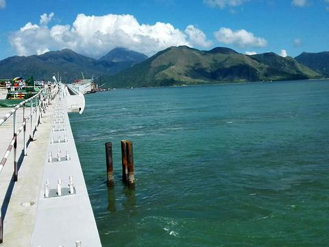 伶仃洋旅游景点图片