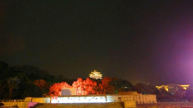吴山天风图片